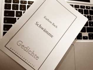 Schwämme, Kathrin Bach
